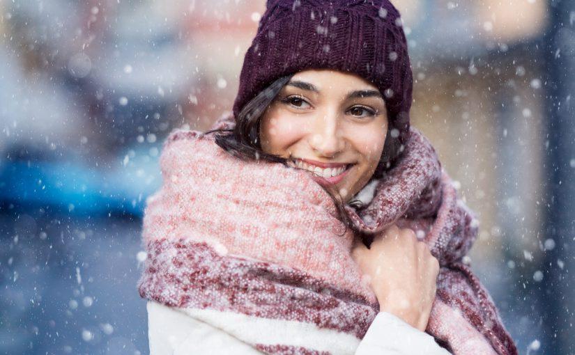 Une belle peau en hiver